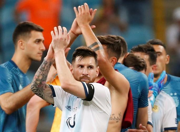 Messi: Đây chỉ là khởi đầu của một danh hiệu lớn - Ảnh 5.