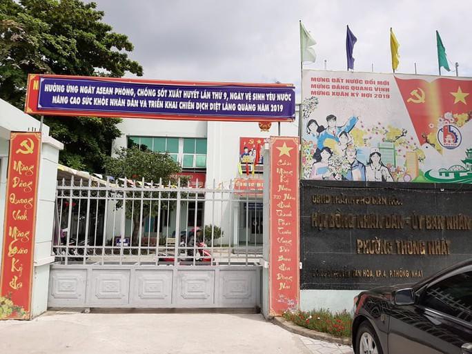 Bất ngờ nhân thân ông Nguyễn Tấn Lương - người gọi giang hồ vây xe chở công an - Ảnh 1.