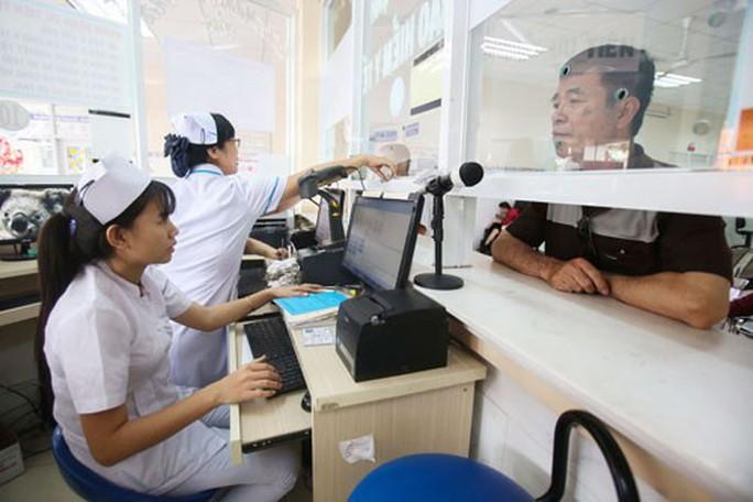 Mức hưởng BHYT sẽ tăng 100% khi đi khám, chữa bệnh trái tuyến - Ảnh 1.