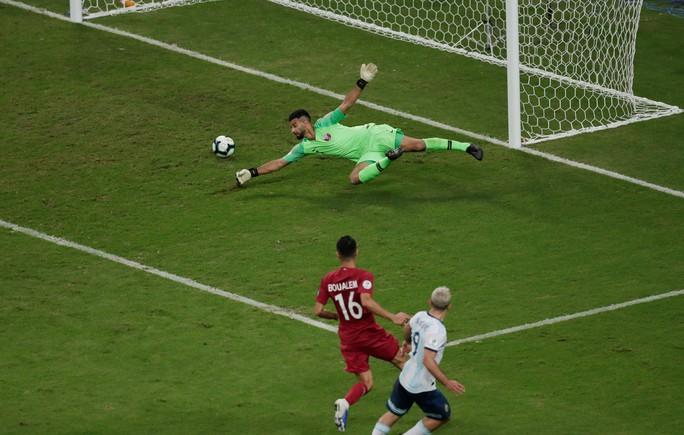 Loại nhà vô địch châu Á, Argentina giành vé tứ kết Copa America - Ảnh 7.