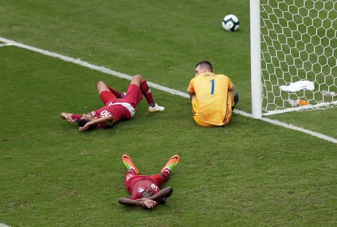 Loại nhà vô địch châu Á, Argentina giành vé tứ kết Copa America - Ảnh 4.