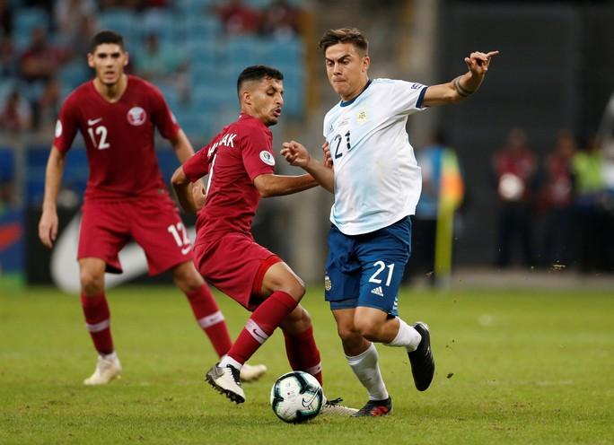 Loại nhà vô địch châu Á, Argentina giành vé tứ kết Copa America - Ảnh 6.