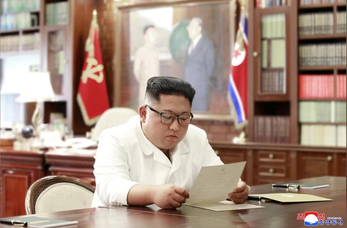 Mỹ: Triều Tiên chưa sẵn sàng phi hạt nhân hóa - Ảnh 1.