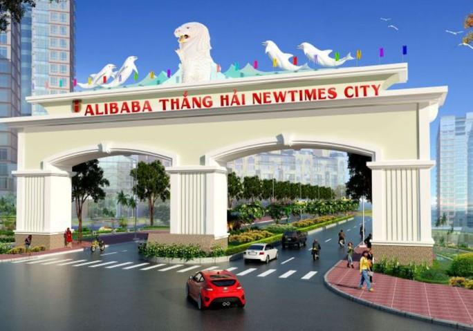 Alibaba không hề đăng ký đầu tư dự án nào ở Bình Thuận! - Ảnh 1.