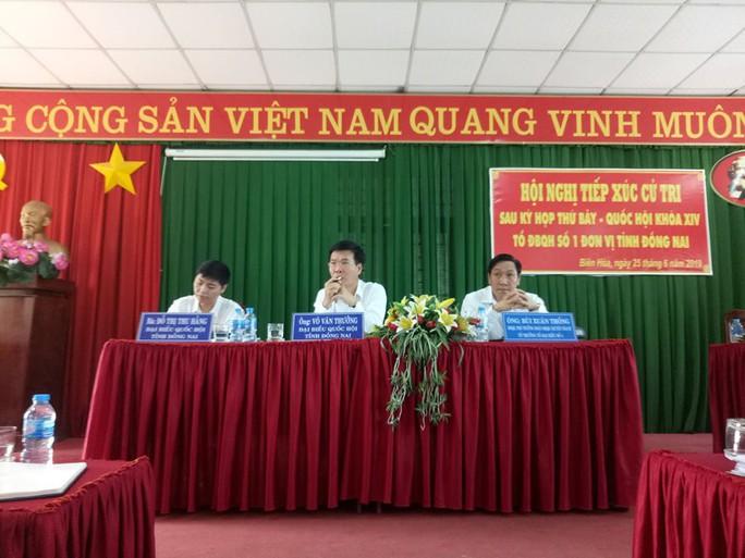 Việc xử lý bà Phan Thi Mỹ Thanh không rốt ráo? - Ảnh 1.