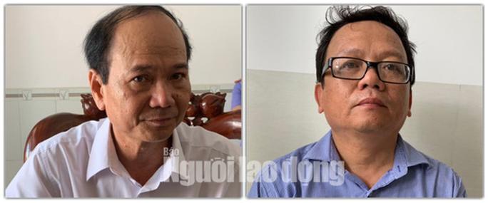 Trục lợi chính sách, nhiều cựu lãnh đạo Phòng TN-MT TP Trà Vinh bị khởi tố - Ảnh 1.