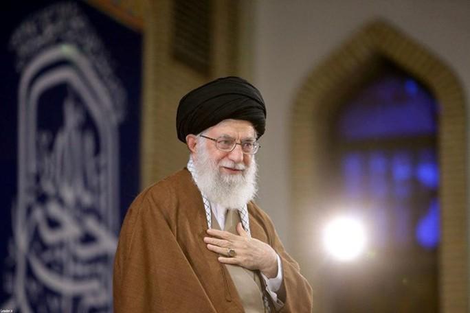 Ông Donald Trump: Lệnh trừng phạt lãnh đạo Iran là thỏa đáng  - Ảnh 1.
