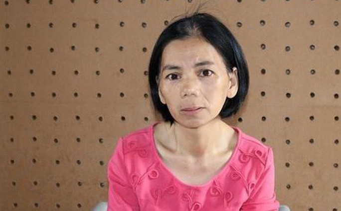 Vợ nghi phạm hiếp dâm, sát hại nữ sinh viên giao gà ở Điện Biên được tại ngoại - Ảnh 1.