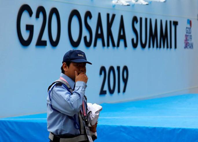Nhiều vấn đề nóng tại Thượng đỉnh G20 - Ảnh 1.