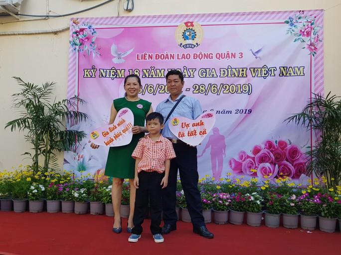 Nhiều hoạt động nhân Ngày Gia đình Việt Nam - Ảnh 5.