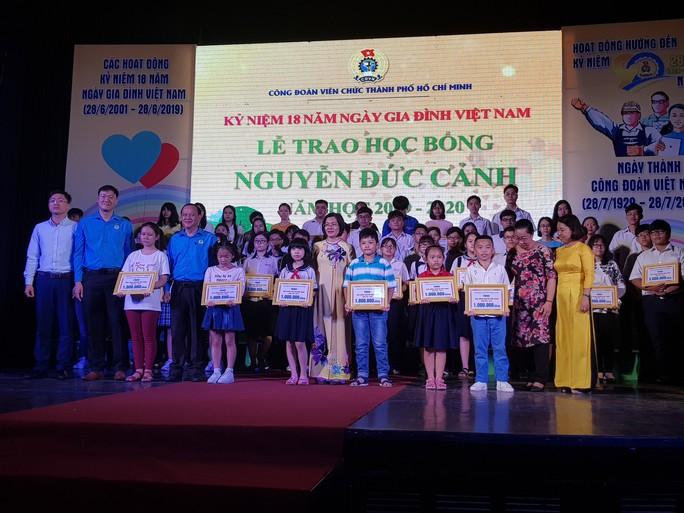 Nhiều hoạt động nhân Ngày Gia đình Việt Nam - Ảnh 4.