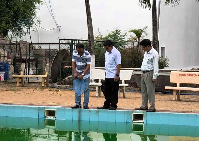 Vụ 2 nam sinh tử vong ở hồ bơi: Lãnh đạo hồ bơi từ chối tiếp đoàn kiểm tra - Ảnh 1.