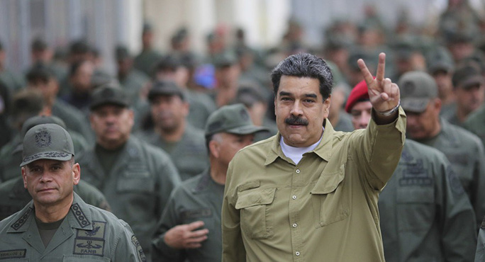 Venezuela tuyên bố đập tan âm mưu đảo chính, ám sát Tổng thống Maduro - Ảnh 1.