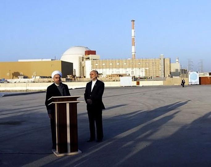Chạy đua ngăn thỏa thuận hạt nhân Iran sụp đổ - Ảnh 1.