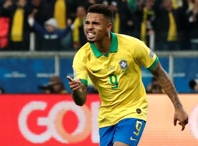 Hơn người nhưng Brazil phải nhờ loạt 11 m mới vượt qua Paraguay - Ảnh 5.