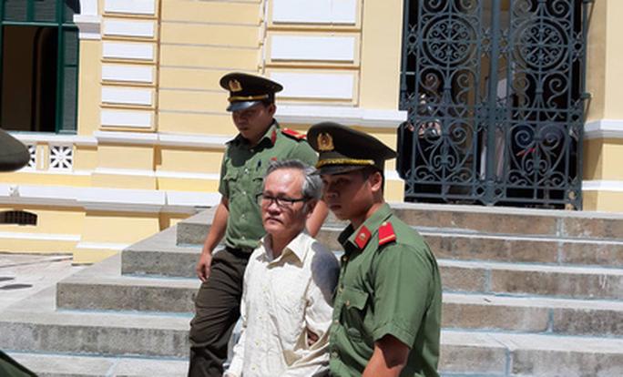 Công chứng viên tham gia tổ chức phản động bị phạt 8 năm tù - Ảnh 1.