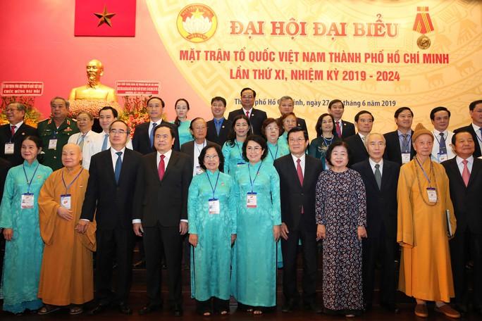 Bí thư Nguyễn Thiện Nhân: Mặt trận cần tăng cường giám sát cán bộ - Ảnh 1.