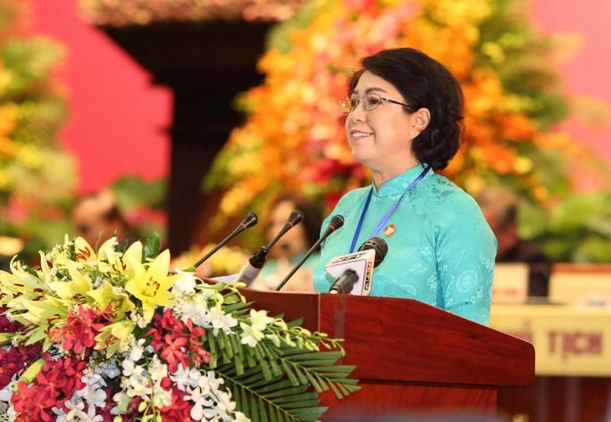 Bà Tô Thị Bích Châu tiếp tục làm Chủ tịch Ủy ban MTTQ TP HCM - Ảnh 1.