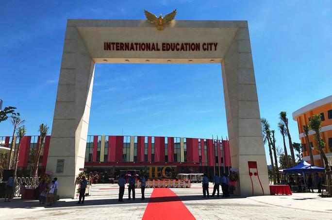 Quảng Ngãi có Thành phố Giáo dục quốc tế đầu tiên - Ảnh 1.