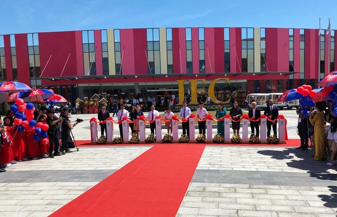 Quảng Ngãi có Thành phố Giáo dục quốc tế đầu tiên - Ảnh 2.