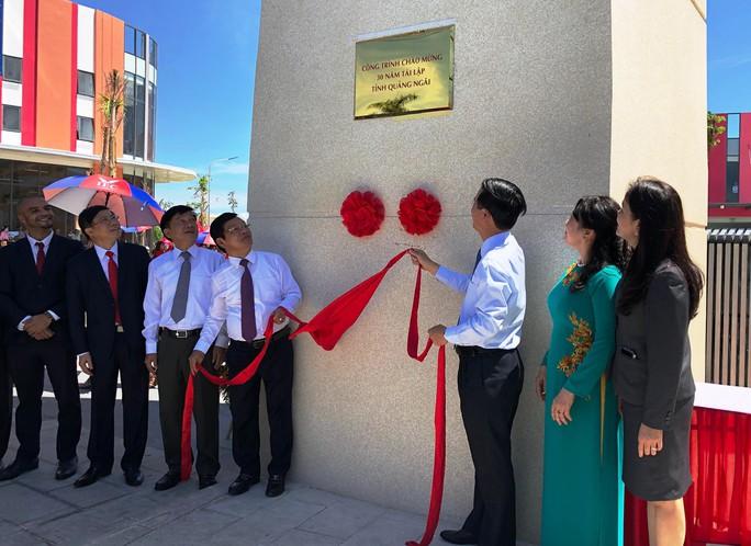 Quảng Ngãi có Thành phố Giáo dục quốc tế đầu tiên - Ảnh 3.