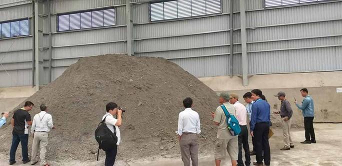 Sản xuất điện từ bãi rác Khánh Sơn - Ảnh 1.
