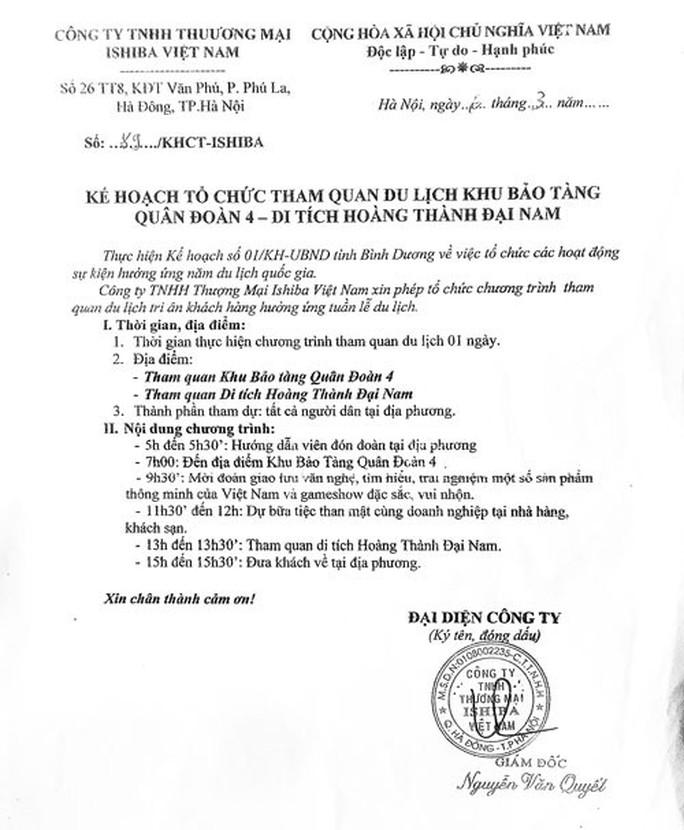 Đắng cay với tour du lịch 0 đồng: Ishiba Việt Nam chối bay chối biến - Ảnh 1.