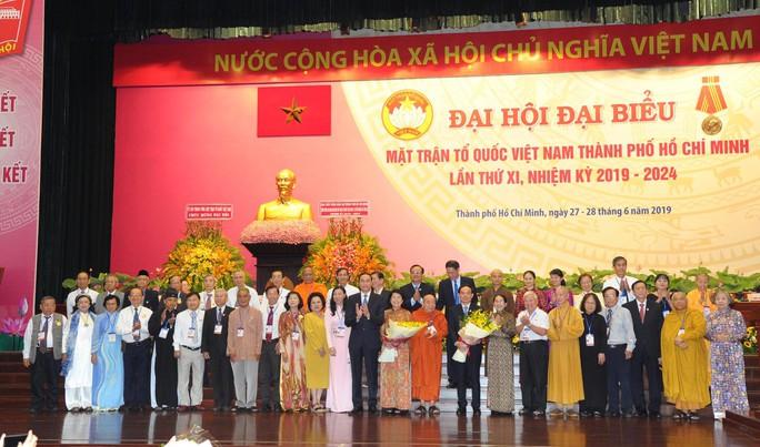 Danh sách 8 Phó Chủ tịch không chuyên trách Ủy ban MTTQ TP HCM - Ảnh 1.