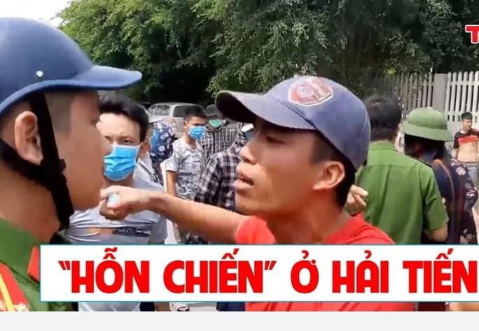 Vụ hỗn chiến ở biển Hải Tiến: Khởi tố, bắt chủ nhà hàng Hưng Thịnh 1 - Ảnh 1.