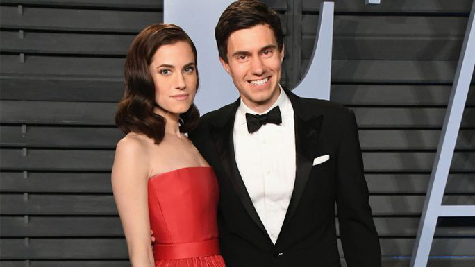 allison-williams-ricky-van-veen-getty
