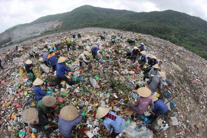 Sản xuất điện từ bãi rác Khánh Sơn - Ảnh 2.
