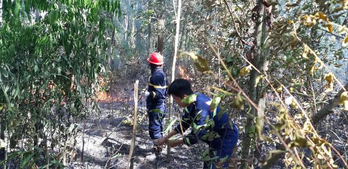 Đà Nẵng: Cháy lớn suốt 5 giờ khiến 3 hecta rừng bị thiêu rụi - Ảnh 2.