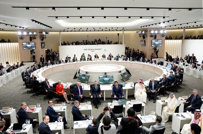 G20 rạn nứt nhiều chuyện - Ảnh 1.