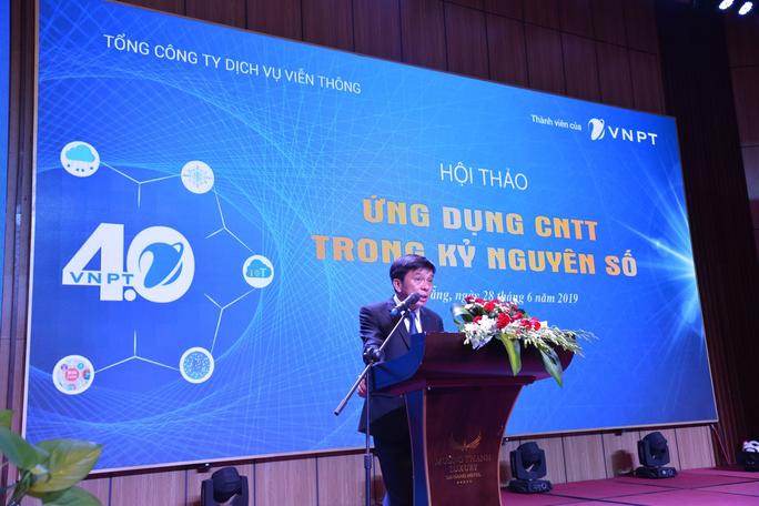 VNPT giới thiệu giải pháp công nghệ thông tin trong kỷ nguyên số cho khách hàng miền Trung - Ảnh 1.