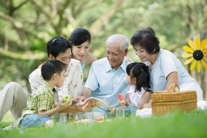 Gia đình cần làm gì để chống chọi cơn bão công nghệ? - Ảnh 1.