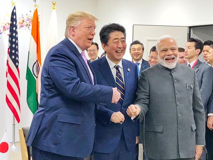 Tổng thống Mỹ và Chủ tịch Trung Quốc làm gì trước cuộc gặp? - Ảnh 2.