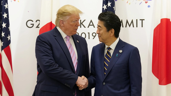 Khởi đầu suôn sẻ của ông Trump tại Hội nghị G20 - Ảnh 1.
