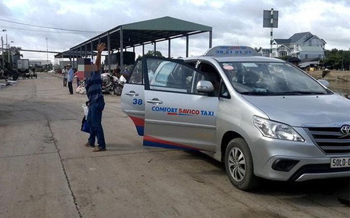 Một hãng taxi truyền thống vừa thông báo giải thể - Ảnh 1.
