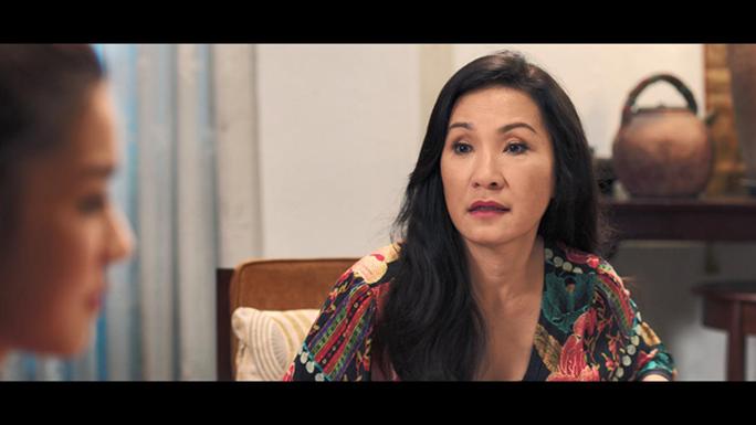 Quang Minh - Hồng Đào tái xuất trong Ngôi nhà bươm bướm - Ảnh 1.