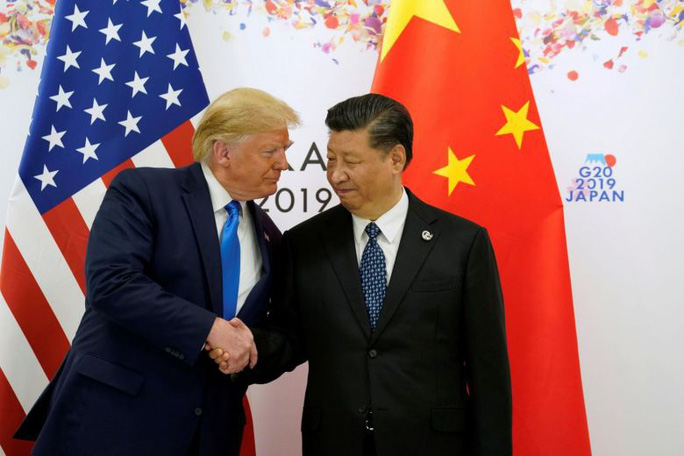 Mỹ - Trung nối lại đàm phán thương mại, không áp thêm thuế - Ảnh 1.