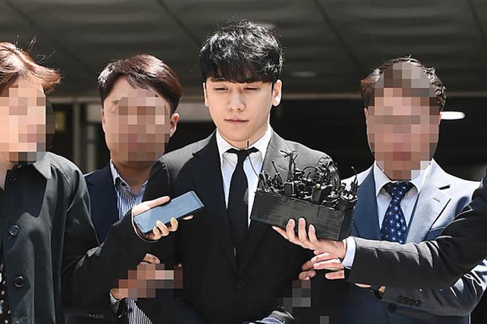 Sốc với kết quả sau 147 ngày điều tra bê bối Seungri - Ảnh 3.