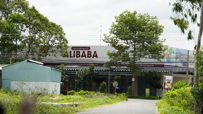 Cưỡng chế Dự án Alibaba Tân Thành Center City 1 vào ngày 22-7 - Ảnh 2.