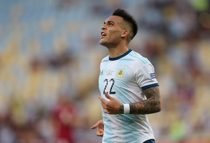 Đánh bại Venezuela, Argentina chờ siêu kinh điển Nam Mỹ ở bán kết - Ảnh 5.