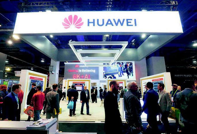 Huawei kiện cựu nhân viên ra tòa án Mỹ - Ảnh 1.