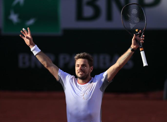 Federer - Wawrinka: Người Thụy Sĩ đại chiến ở Roland Garros - Ảnh 5.