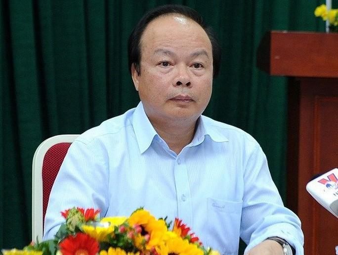 Thứ trưởng Huỳnh Quang Hải bị kỷ luật cảnh cáo do vi phạm phẩm chất đạo đức, lối sống - Ảnh 1.