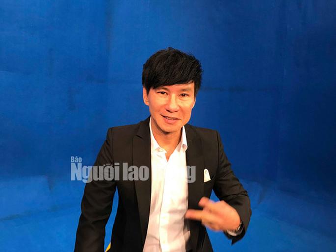 Đạo diễn - ca sĩ Lý Hải: Tôi đã chạm đến mơ ước - Ảnh 1.