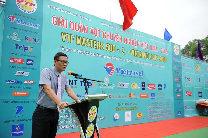Lạng Sơn tưng bừng với VTF Masters 500 -2- Vietravel Cup 2019 - Ảnh 6.