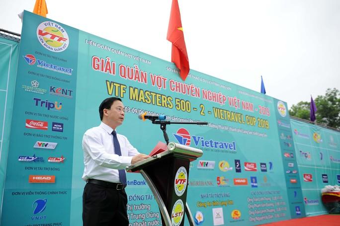 Lạng Sơn tưng bừng với VTF Masters 500 -2- Vietravel Cup 2019 - Ảnh 7.