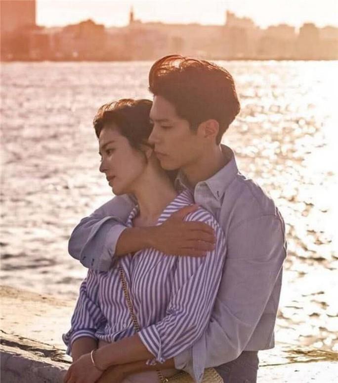 Vụ sao Hậu duệ mặt trời ly hôn: Song Joong Ki bác tin Song Hye Kyo ngoại tình - Ảnh 3.